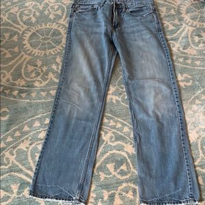 American Eagle size 30/32 relaxed fit jeans
